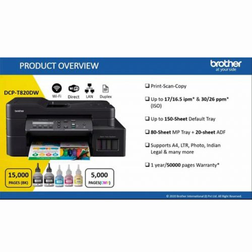 brother t820dw+